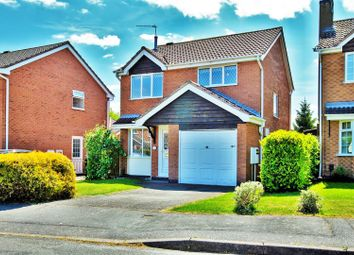 Thumbnail 3 bed detached house to rent in Teal Close, Leicester Forest East, Leicester
