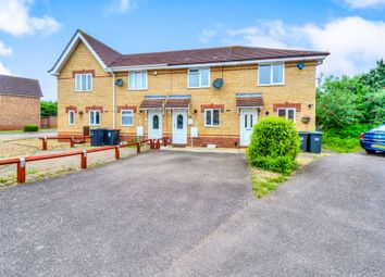 Thumbnail 2 bed terraced house for sale in Buttercup Close, Shortstown, Bedford