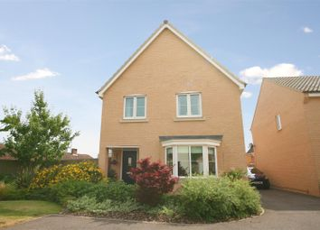 Thumbnail 4 bedroom property for sale in Swallows Close, Hollesley, Woodbridge