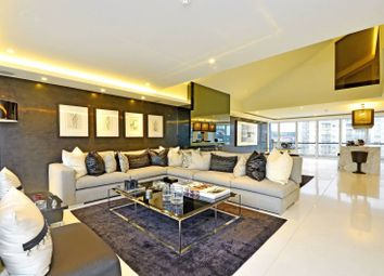 Thumbnail 5 bed flat to rent in Chelsea Harbour, Chelsea