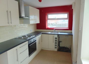 Thumbnail 2 bed terraced house to rent in Findon Hill, Sacriston, Durham