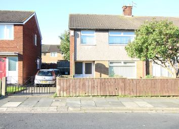 Thumbnail 3 bedroom semi-detached house for sale in Castleton Road, Eston, Middlesbrough