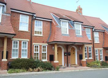 Thumbnail 1 bed terraced house to rent in Lourdes Crescent, Priory Road, Hungerford
