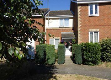 Thumbnail 2 bed terraced house for sale in Finbars Walk, Ipswich, Suffolk