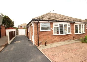 Thumbnail 2 bedroom bungalow for sale in West Side, Blackpool