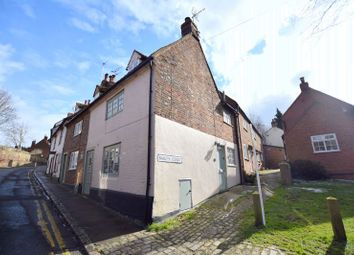 Thumbnail 2 bed cottage for sale in Castle Street, Aylesbury