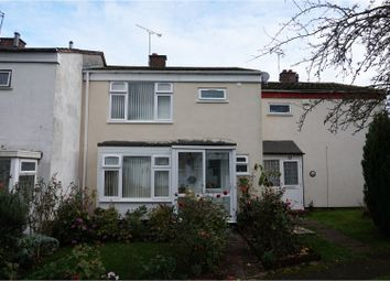 Thumbnail 3 bed terraced house for sale in St. Brides Close, Leamington Spa