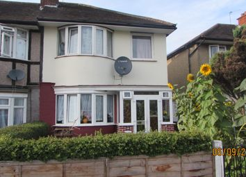 Thumbnail 4 bed semi-detached house to rent in Eastcote Road, Harrow