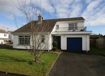Thumbnail 3 bed detached house for sale in Castle Avenue, Moira, Down
