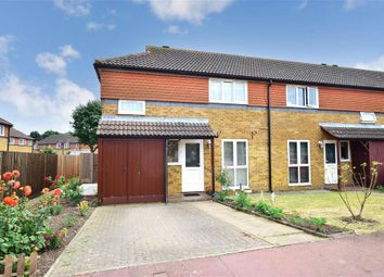 Thumbnail 2 bed end terrace house for sale in Blenheim Avenue, Canterbury, Kent