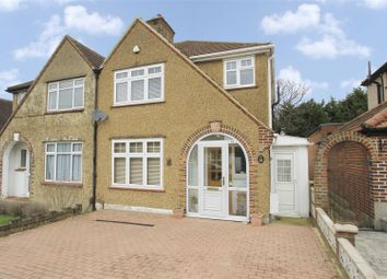 Thumbnail 3 bed semi-detached house for sale in Dorset Way, Hillingdon
