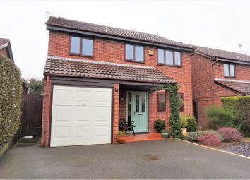 Thumbnail 4 bed detached house for sale in Blair Grove, Sandiacre