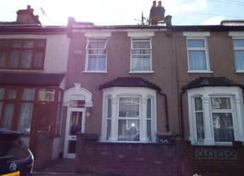 Thumbnail 3 bed terraced house for sale in Plaistow, England, London