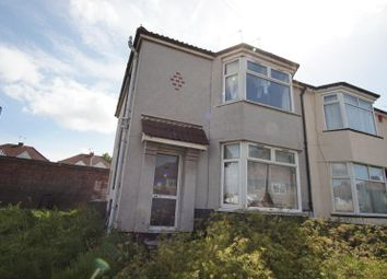 Thumbnail 4 bed semi-detached house to rent in Wades Road, Filton, Bristol