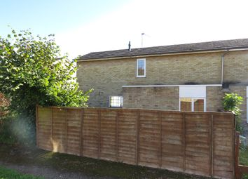 Thumbnail 2 bed end terrace house for sale in Almond Grove, Thetford
