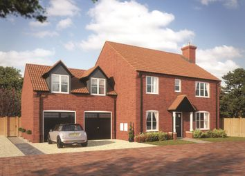 Thumbnail 5 bed detached house for sale in Hempstead Road, Holt