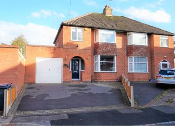 Thumbnail 3 bed semi-detached house for sale in The Morelands, Birmingham