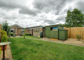 Thumbnail 2 bed detached bungalow for sale in Avon Close, Oakham