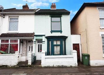 Thumbnail 3 bedroom end terrace house for sale in Clive Road, Portsmouth