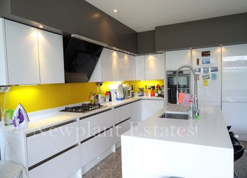 Thumbnail 4 bed flat to rent in Nimrod Road, Furzedown, Streatham