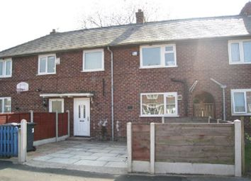 Thumbnail 3 bed terraced house to rent in Brookcot Road, Baguley, Manchester