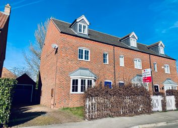 Thumbnail 3 bedroom terraced house to rent in Thomas Kitching Way, Bardney, Lincoln