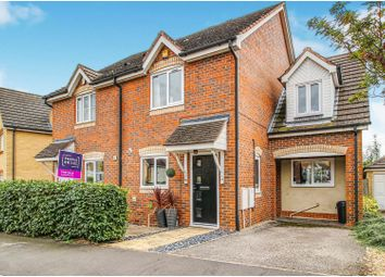 3 bed semi-detached house for sale in The Southerns, Sutton, Ely CB6