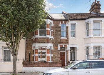 Thumbnail 3 bed terraced house for sale in Beryl Road, Hammersmith, London