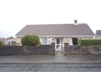 Thumbnail 3 bedroom detached bungalow to rent in Summerland Park, Upper Killay, Swansea