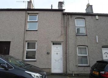 Thumbnail 2 bed terraced house for sale in 40, William Street, Caernarfon
