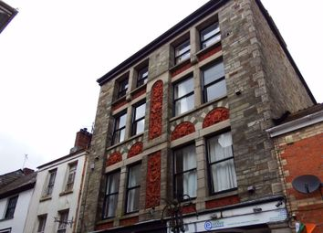 Thumbnail 2 bed flat to rent in Honey Street, Bodmin