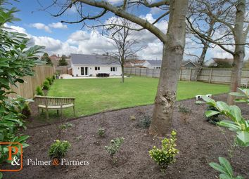 Thumbnail 2 bed detached bungalow for sale in Low Road, Friston, Saxmundham, Suffolk