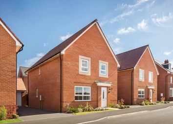 """Thumbnail 4 bedroom detached house for sale in """"Chertsey"""" at Howes Drive, Marston Moretaine, Bedford"""