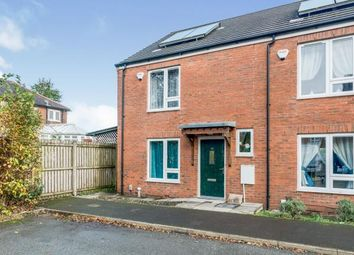 Thumbnail 3 bed semi-detached house for sale in Bowstone Rise, Darcy Lever, Bolton, Greater Manchester