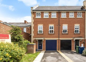 Thumbnail 3 bed end terrace house for sale in East Oxford, Oxfordshire