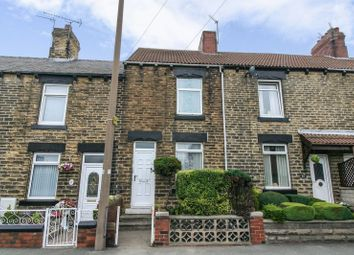 Thumbnail 3 bed terraced house for sale in Brampton Road, Wombwell, Barnsley