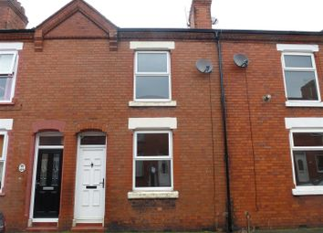 Thumbnail 3 bed terraced house to rent in Huxley Street, Northwich