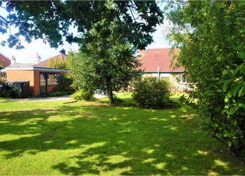 Thumbnail 3 bed detached bungalow for sale in Worsley Road, Lytham St. Annes