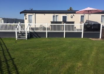 Thumbnail 2 bed lodge for sale in Granaries Business Park, Station Road, Talacre, Holywell