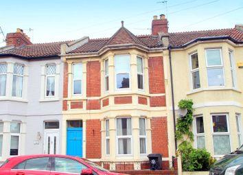 Thumbnail 3 bedroom terraced house for sale in Luckwell Road, Ashton, Bristol