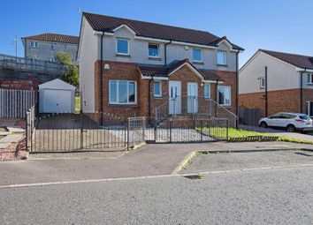 Thumbnail 3 bed semi-detached house for sale in Maryston Street, Glasgow