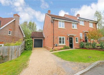 Thumbnail 3 bed semi-detached house for sale in Redlands Drive, Upper Timsbury, Romsey, Hampshire