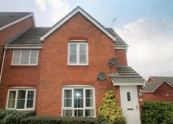 Thumbnail 2 bed flat for sale in King Street, Darlaston, Wednesbury