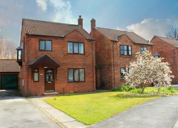 Thumbnail 3 bed detached house for sale in The Hollies, Osgodby, Selby