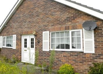 Thumbnail 3 bed detached bungalow to rent in School Road, Foulden
