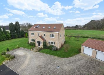 Thumbnail 6 bed detached house for sale in Scarthingwell Park, Barkston Ash, Tadcaster