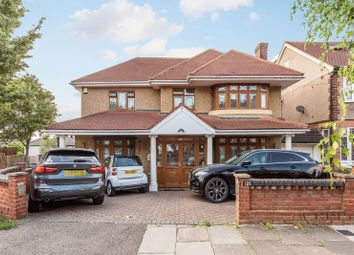 Thumbnail 6 bed detached house for sale in Herent Drive, Clayhall, Ilford