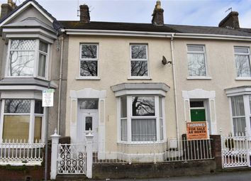 Thumbnail 4 bed terraced house for sale in Coleshill Terrace, Llanelli