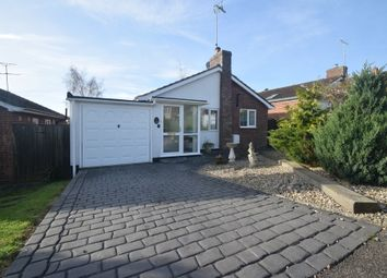 Thumbnail 2 bed detached bungalow for sale in Castle Rise, Hadleigh, Ipswich