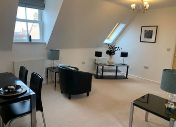 Thumbnail 1 bed flat for sale in Exmoor Avenue, Biggleswade
